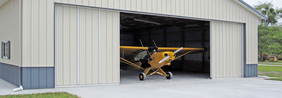 FoldTite Systems, Inc Custom Hangar Door Designer