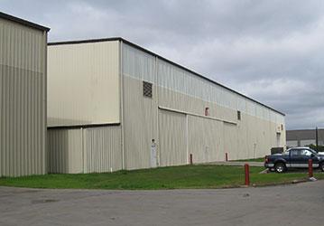 FoldTite Systems, Inc. , commercial hangar doors